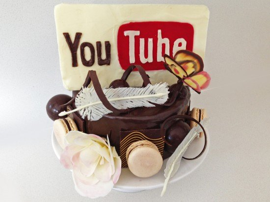 HowToCookThat Cakes Dessert Chocolate Youtube Cake 100th