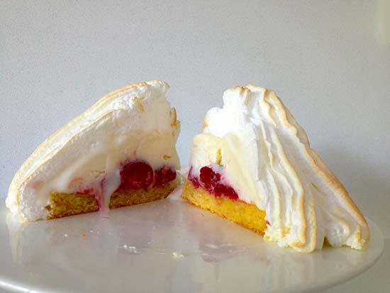 : Cakes, Dessert & Chocolate | Bombe Alaska or Baked Alaska ...