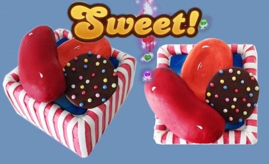 Dessert & Chocolate | Candy Crush Saga Cake are you stuck on level 33 ...