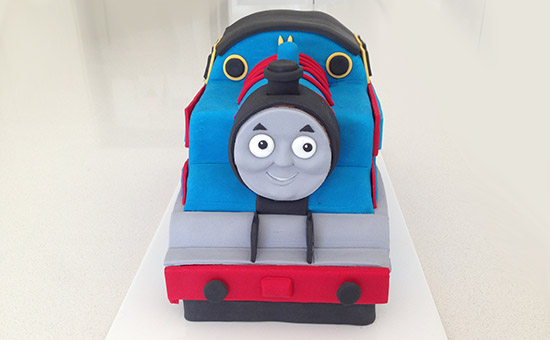 thomas train cake face how to reardon