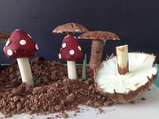 chocolate garden howtocookthat