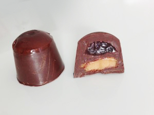 peanut butter and jelly truffle ann reardon
