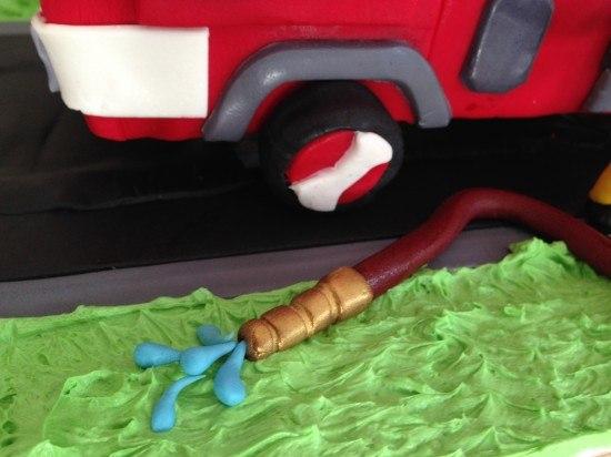 fire engine cake ideas reardon