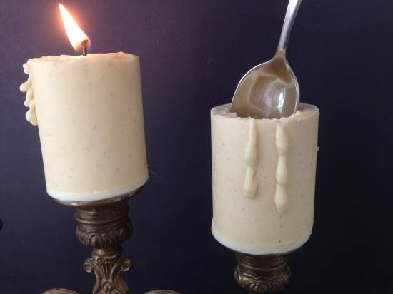 edible chocolate candles how to cook that