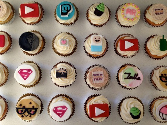 HowToCookThat Cakes Dessert Chocolate YouTube Cupcakes