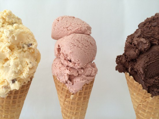 strawberry ice cream recipe reardon