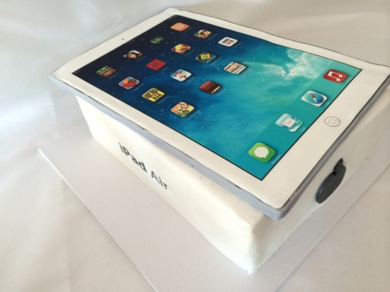 ipad cake how to cook that