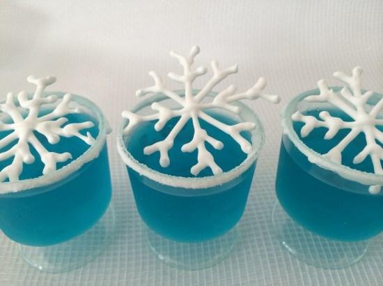 disney frozen party food idea