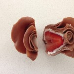 chocolate strawberry roses