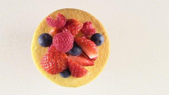fruit dessert recipe video by ann reardon