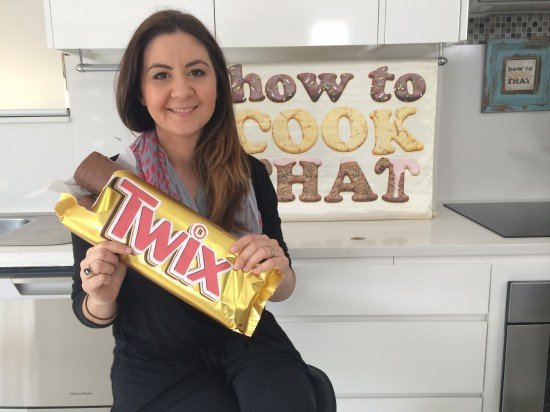 twix recipe by how to cook that