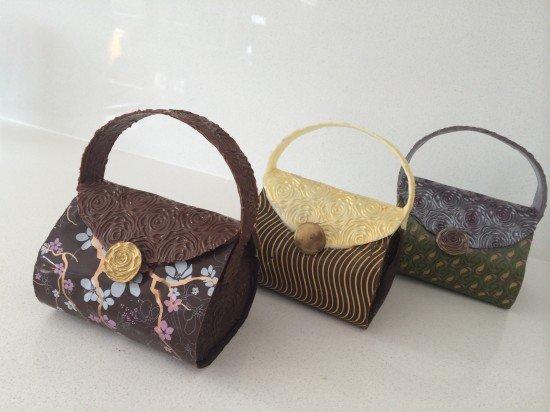 chocolate handbags reardon