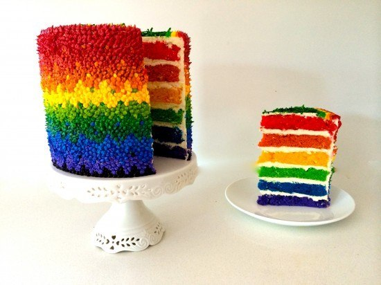rainbow unicorn cake how to cook that