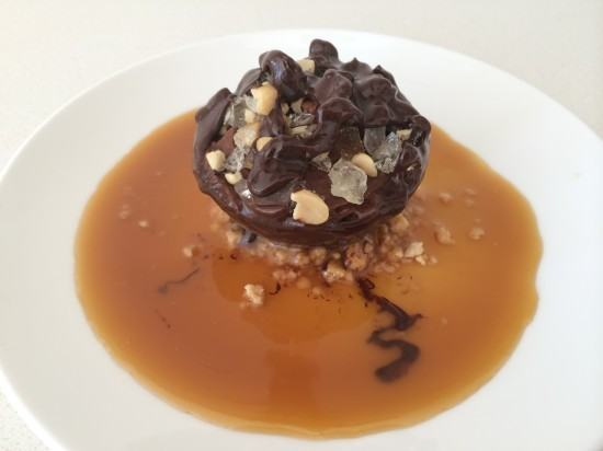 chocoalte peanut dessert how to cook that