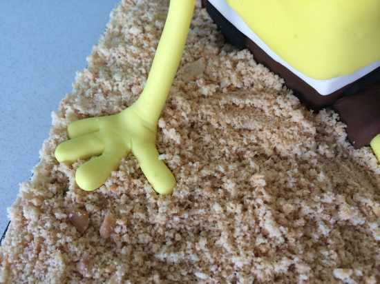 sponge bob cake tutorial how to cook that
