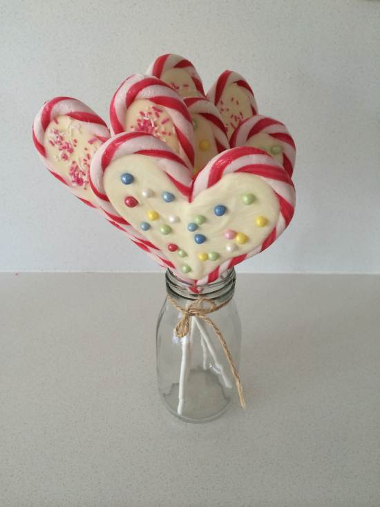 candy cane hearts reardon