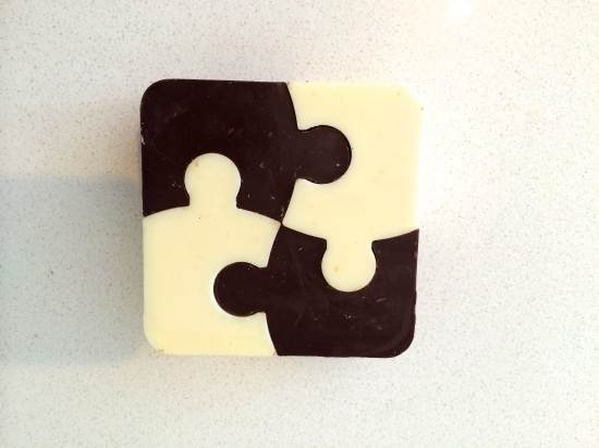 chocolate puzzle howtocookthat