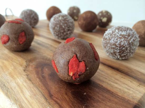 are protein balls bad for you?