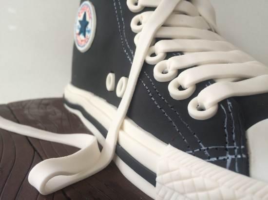 converse shoe cake video ann reardon