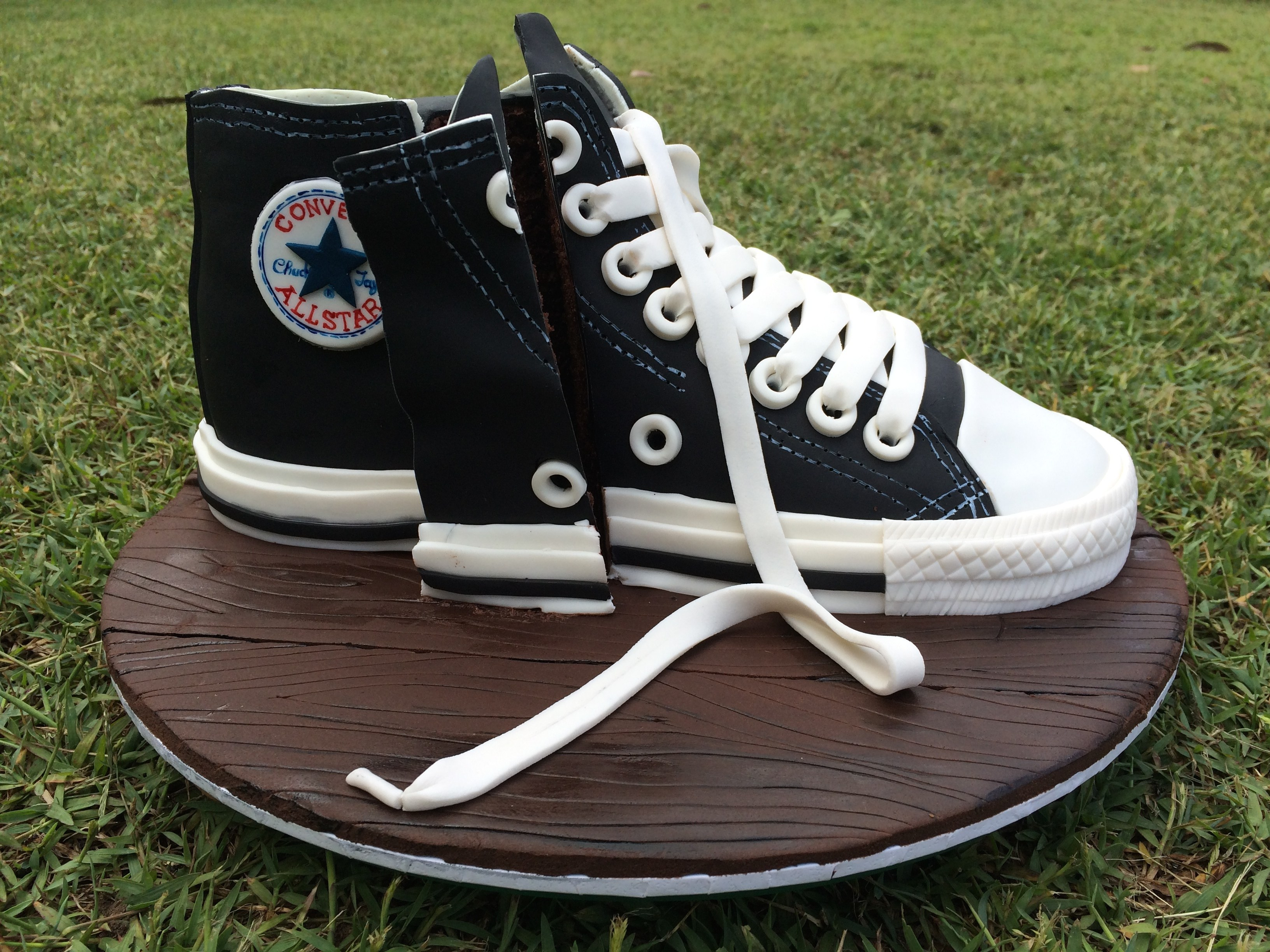 ganso tonto amor  HowToCookThat : Cakes, Dessert & Chocolate | Converse Sneaker Cake Template  - HowToCookThat : Cakes, Dessert & Chocolate