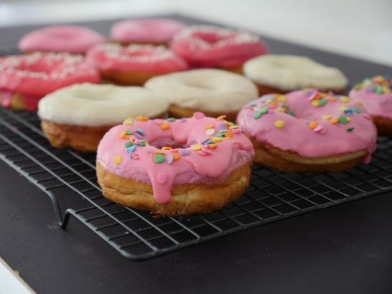 easy donut recipe ann reardon