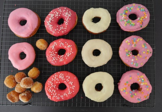 how to cook that donut recipe