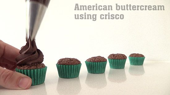 Cake Icing Recipe With Crisco: HowToCookThat : Cakes, Dessert & Chocolate