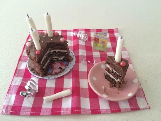 mini cake mix kit ann reardon