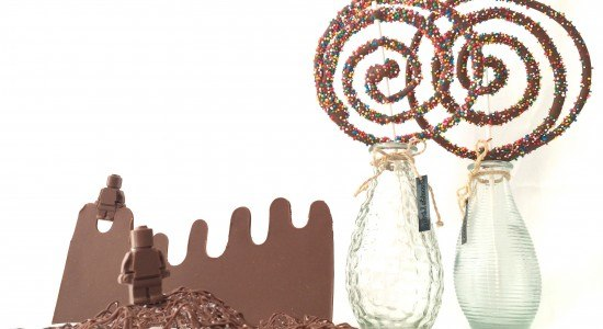 how to temper chocolate decorations