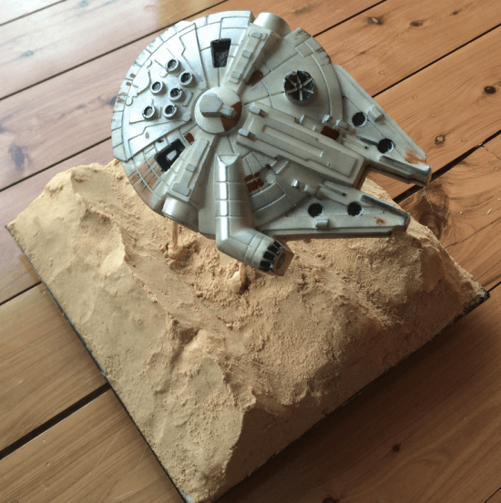 HowToCookThat Cakes Dessert Chocolate Star Wars Cake