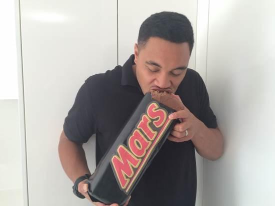 how to make mars bar vodka