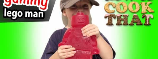Giant Gummy Bear Recipe