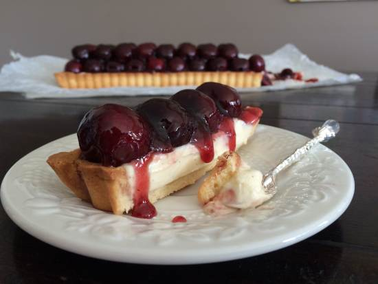fresh cherry pie recipe how to cook that