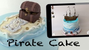 pirate ship cake surprise cakes app