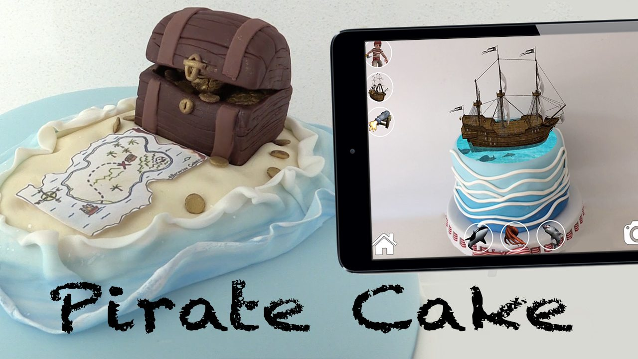 Howtocookthat Cakes Dessert Amp Chocolate Easy Pirate
