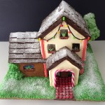 gingerbread house video
