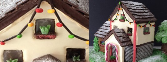 gingerbread house recipe ann reardon