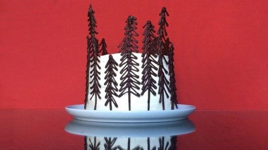 black forrest cake recipe video