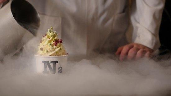liquid nitrogen ice cream recipe ann reardon