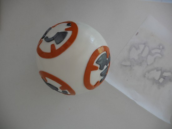 bb8 cake how to cook that