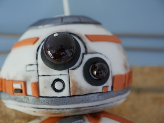 bb8 cake spins tutorial how to