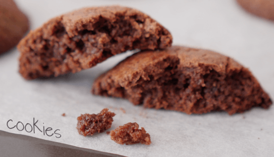 easy nutella cookies recipe ann reardon