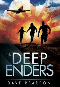 The Deep Enders novel by David Reardon