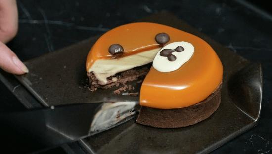 rilakkuma dessert ann reardon how to cook that