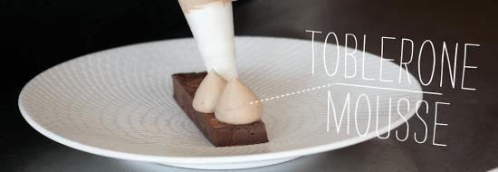 toblerone mousse dessert recipe