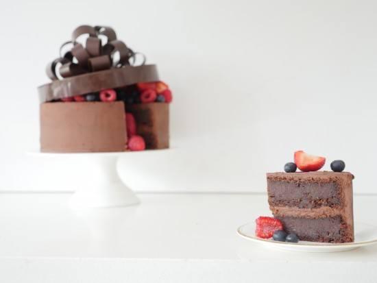 ann's vegan chocolate cake recipe