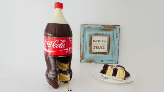 Coca Cola Cake Bottle Recipe