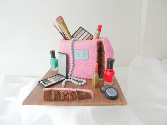 make up cake video ann reardon
