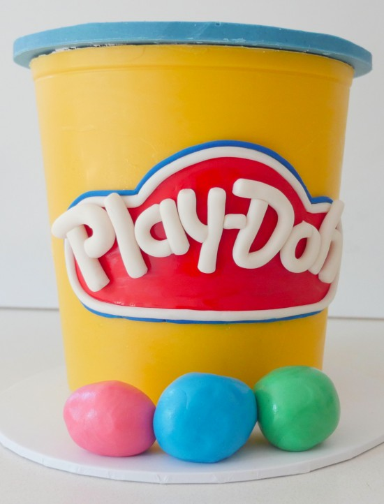 play doh cake tutorial ann reardon