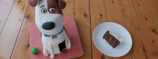 the secret life of pets cake ann reardon
